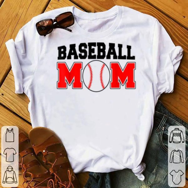 Original Baseball Mom Mother Day Gift For Mother Man Womans & Kids shirt