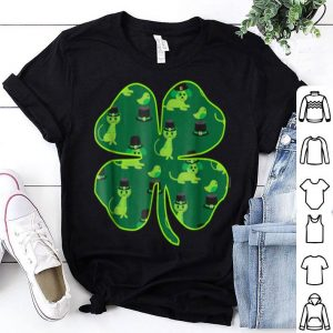 Top St Patricks Day Animals By Scarebaby shirt