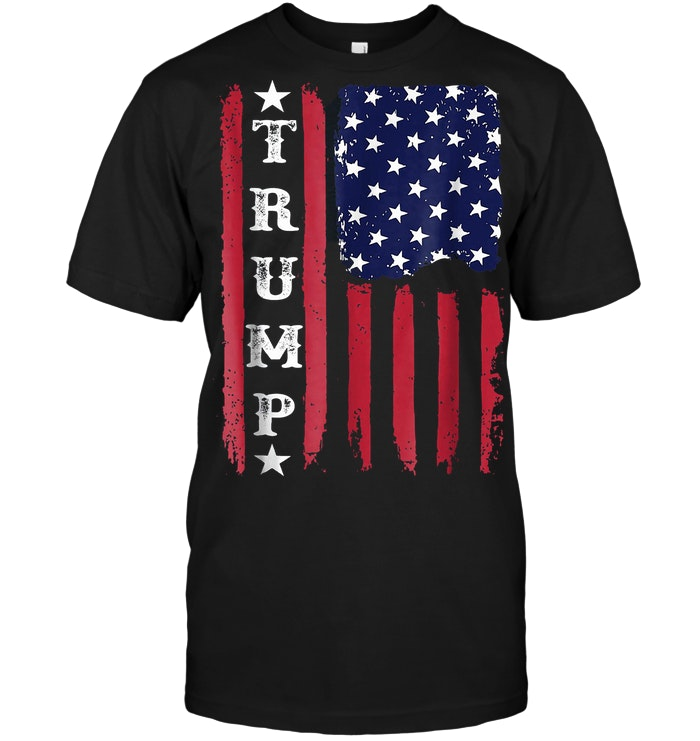 - Donald Trump 2020 Republican USA MAGA T-Shirt