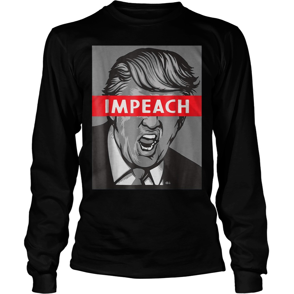 - Impeach Trump 45 Not My President T-Shirt