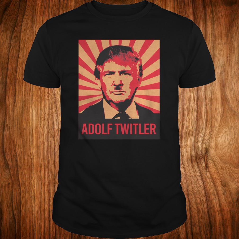 Adolf Twitler Donald Trump shirt Classic Guys / Unisex Tee