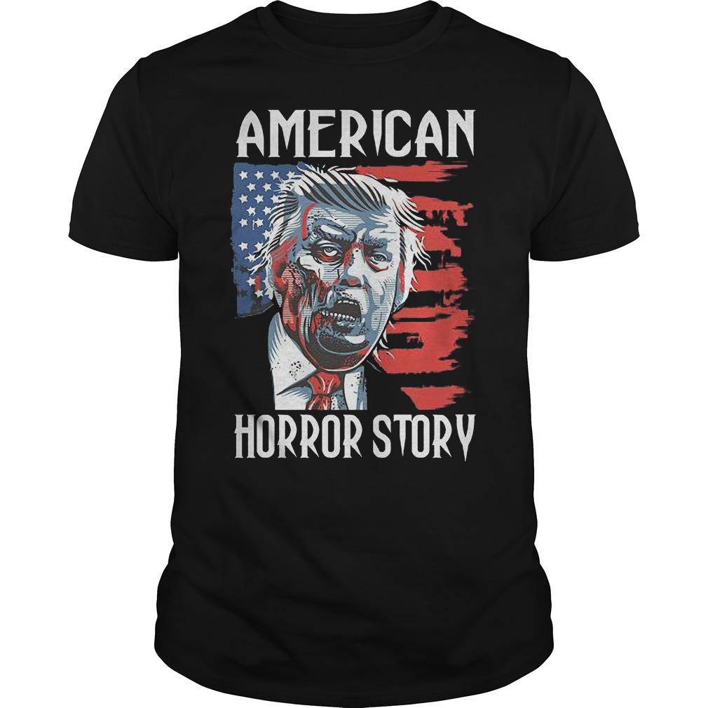 - Halloween Trump Zombie American Horror Story Shirt