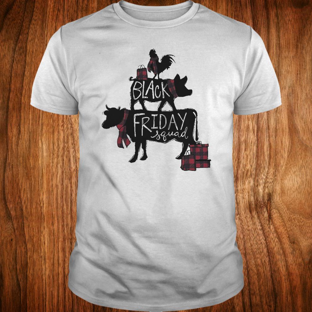 Black friday squad shirt Classic Guys / Unisex Tee