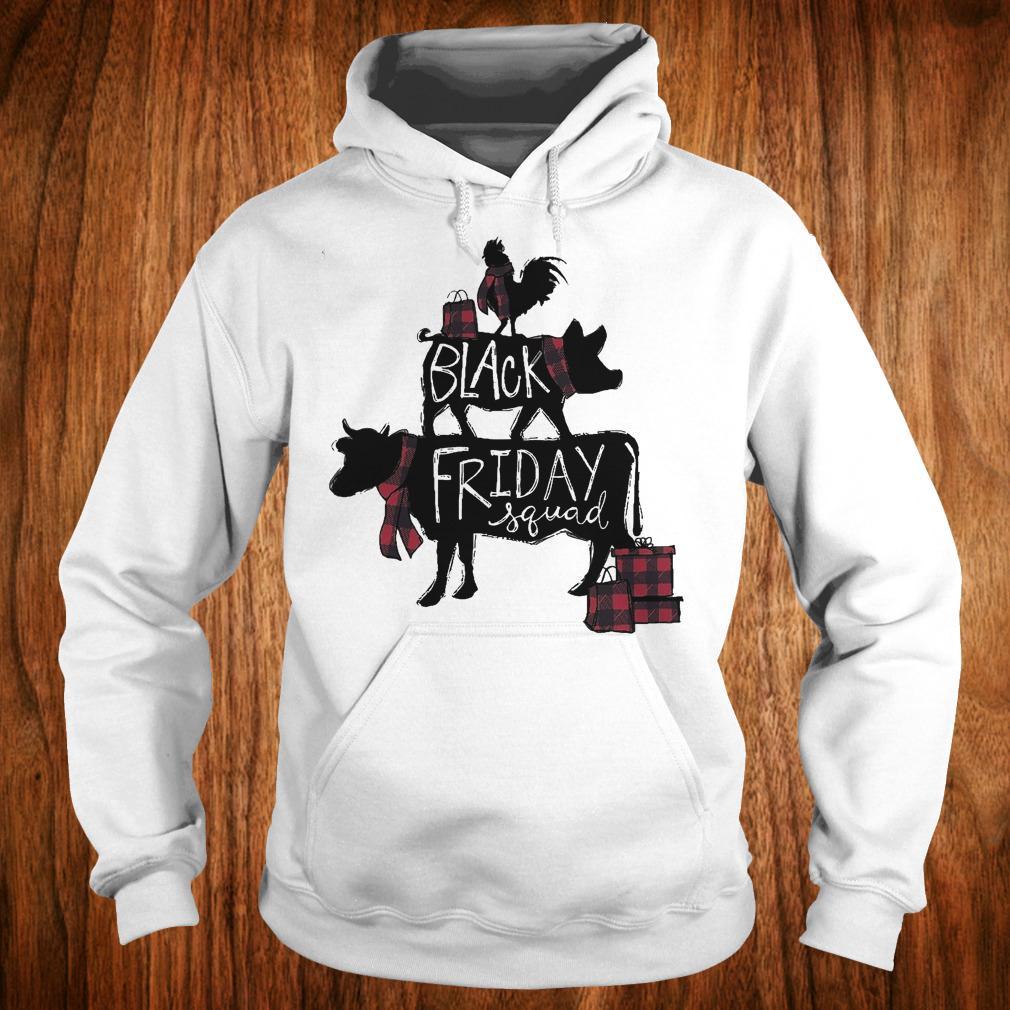 Black friday squad shirt Hoodie