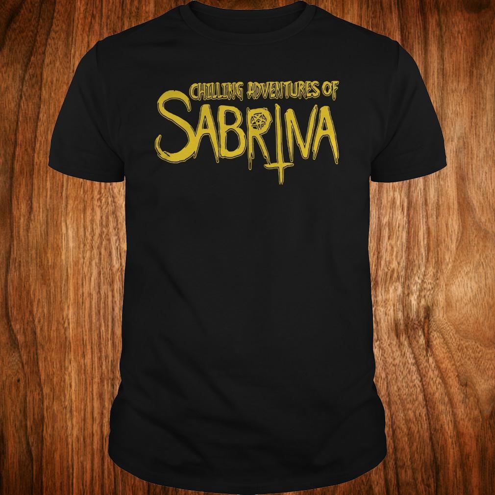 Chilling Adventures Of Sabrina shirt Classic Guys / Unisex Tee