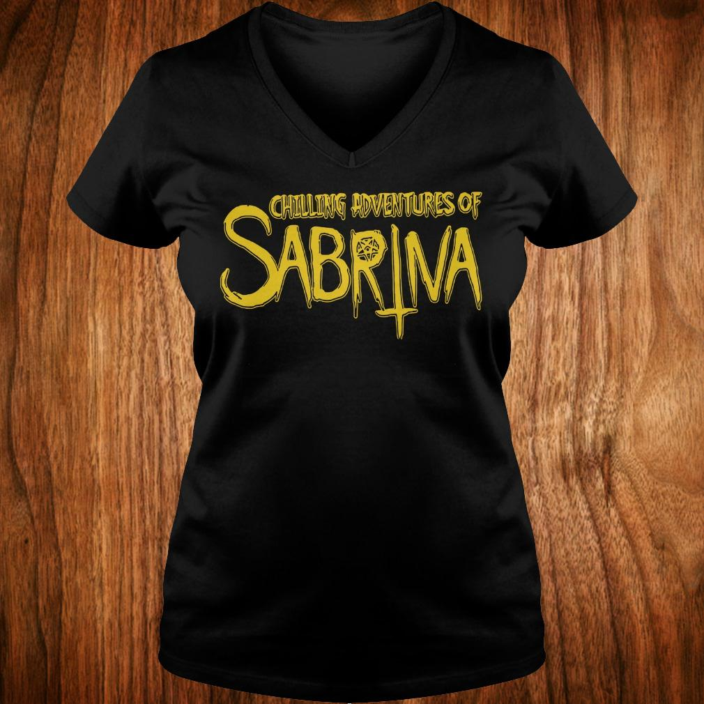 Chilling Adventures Of Sabrina shirt Ladies V-Neck