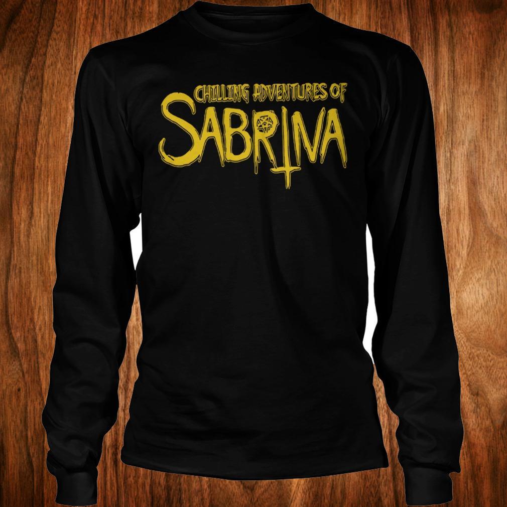 Chilling Adventures Of Sabrina shirt Longsleeve Tee Unisex