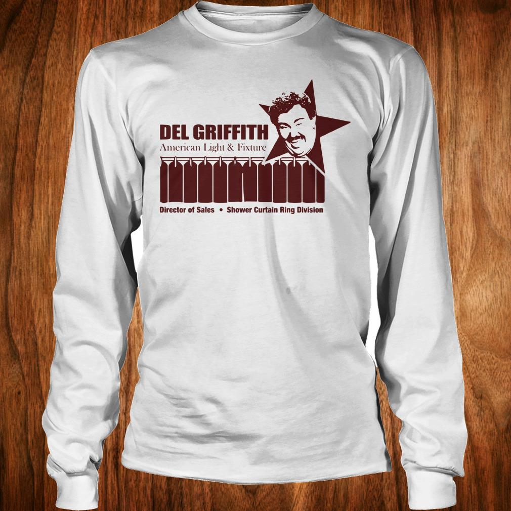 Del Griffith American Light and Fixture shirt Longsleeve Tee Unisex