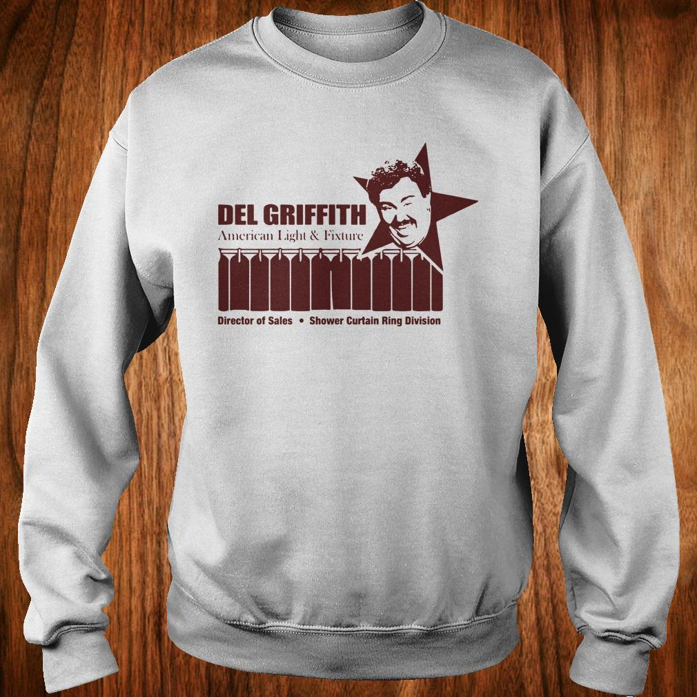 - Del Griffith American Light and Fixture shirt