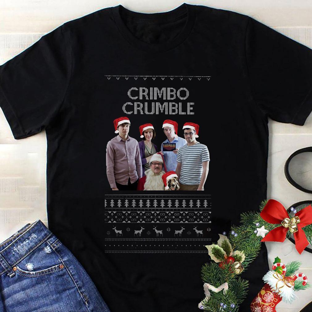 Friday Night Dinner Crimbo Crumble shirt 1