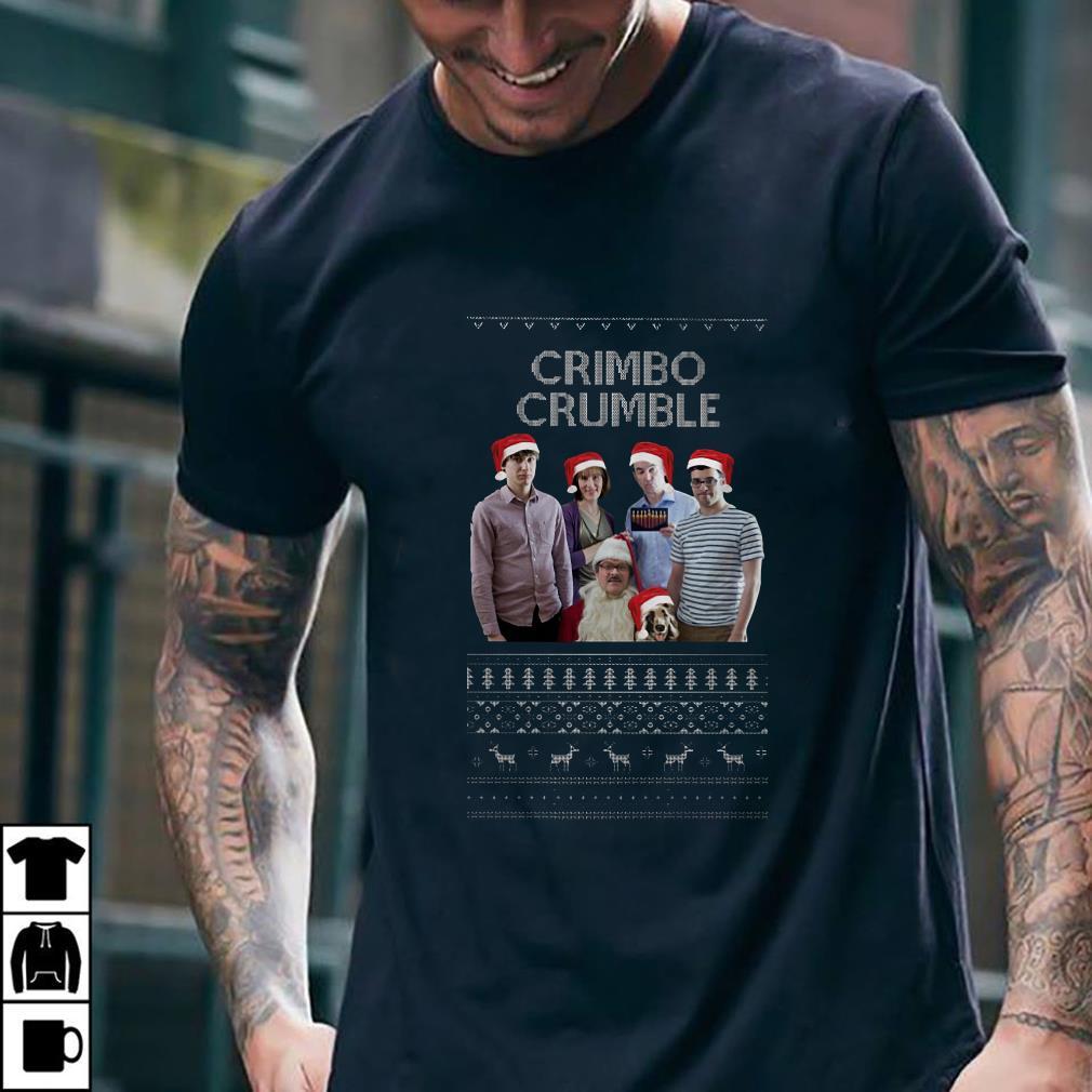 Friday Night Dinner Crimbo Crumble shirt 2