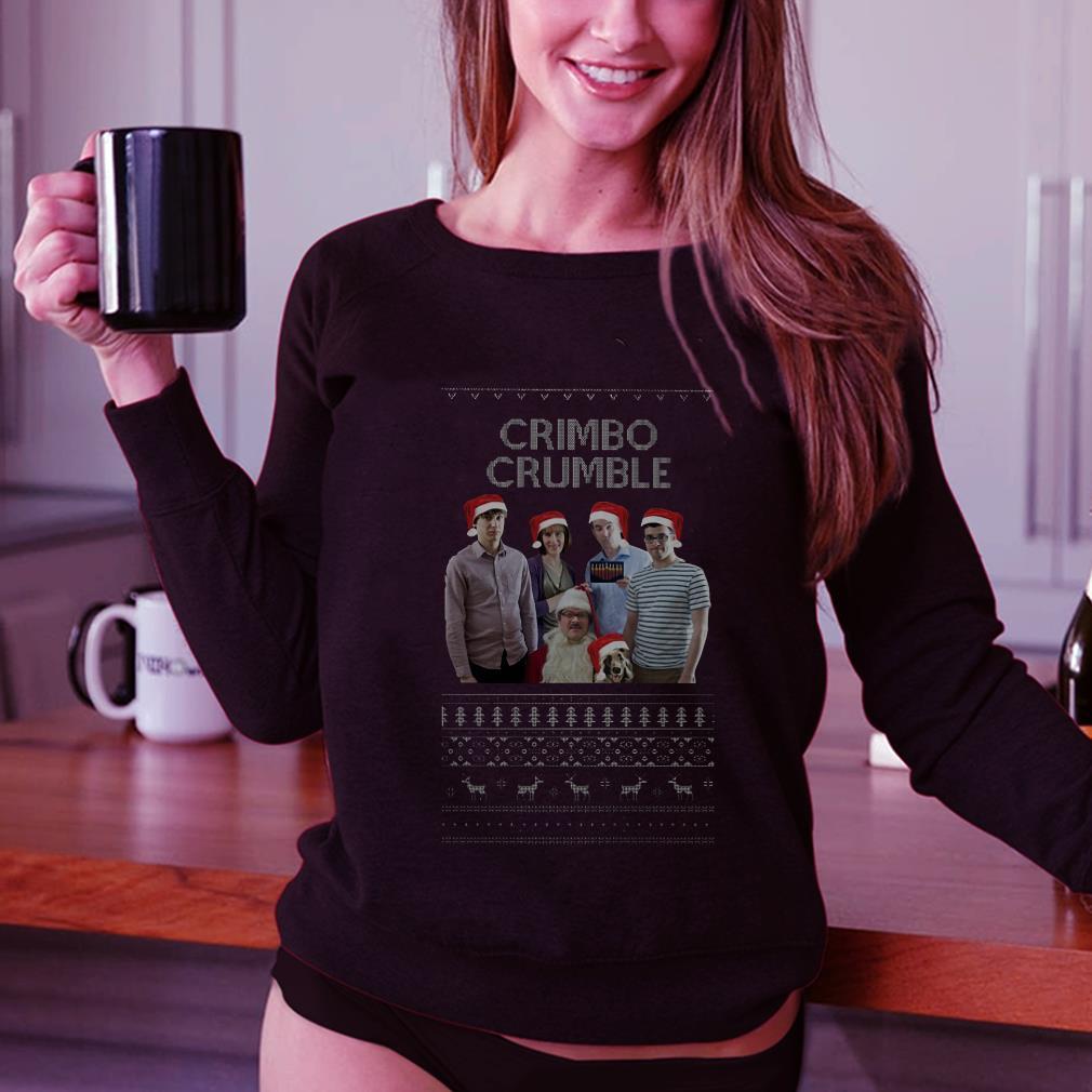 Friday Night Dinner Crimbo Crumble shirt 3
