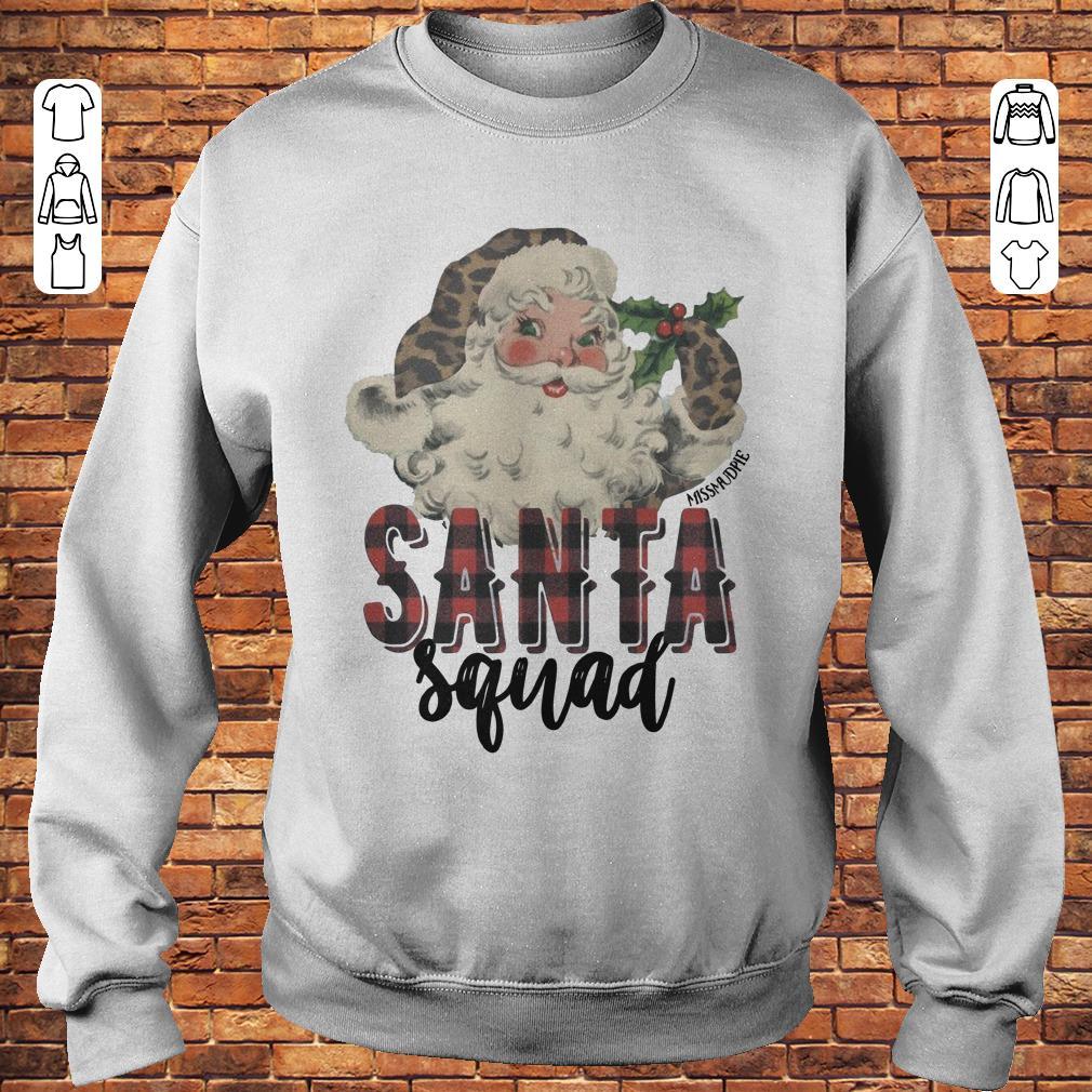 - Santa Squad shirt