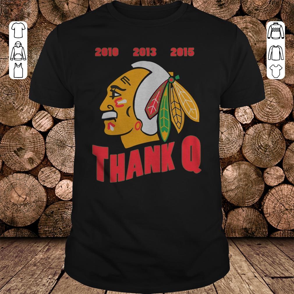 - Thank you, Coach Q shirt