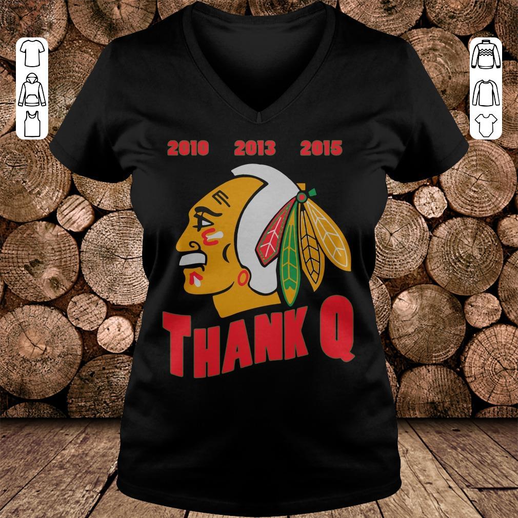 - Thank you, Coach Q shirt