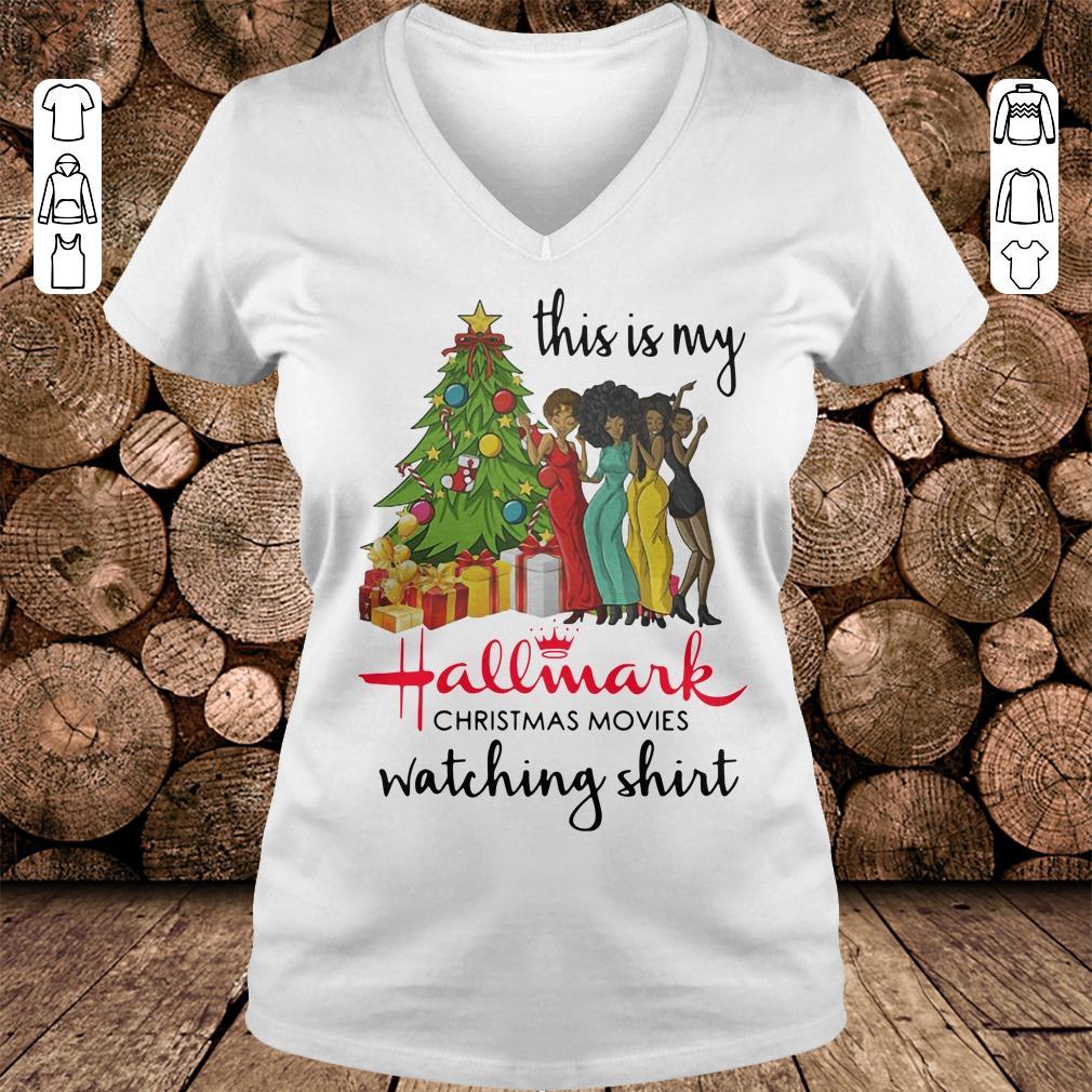 - This is my Black girls Hallmark Christmas movie watching shirt