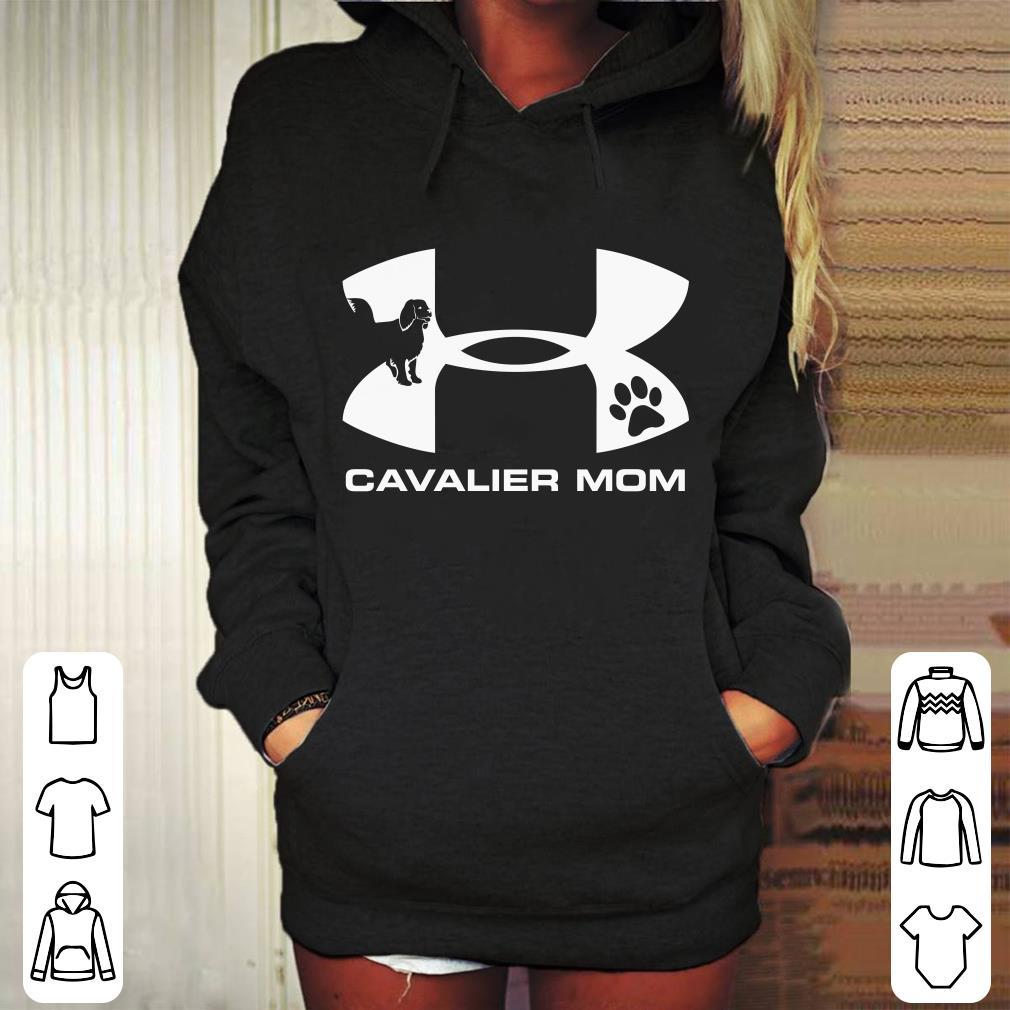 - Under Armour Cavalier King Charles Spaniel Mom shirt