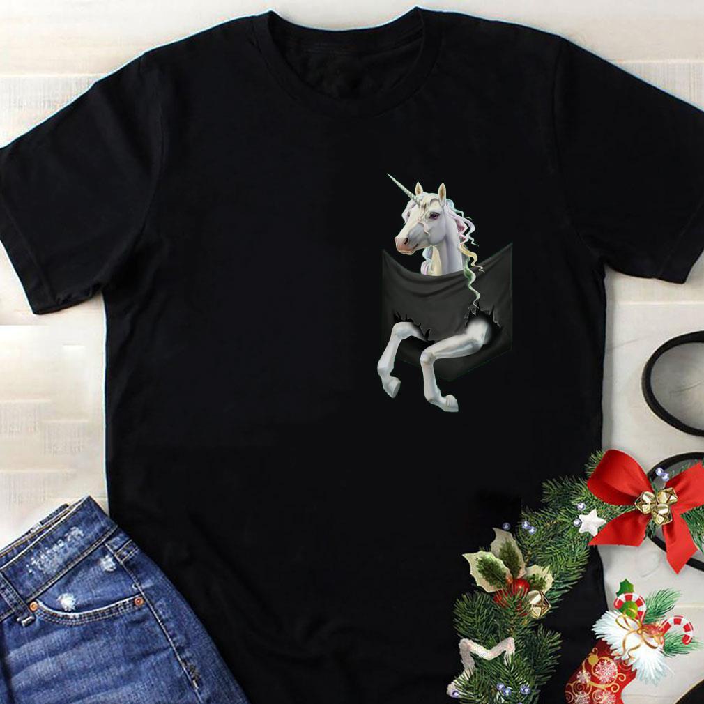 Unicorn Inside Pocket shirt