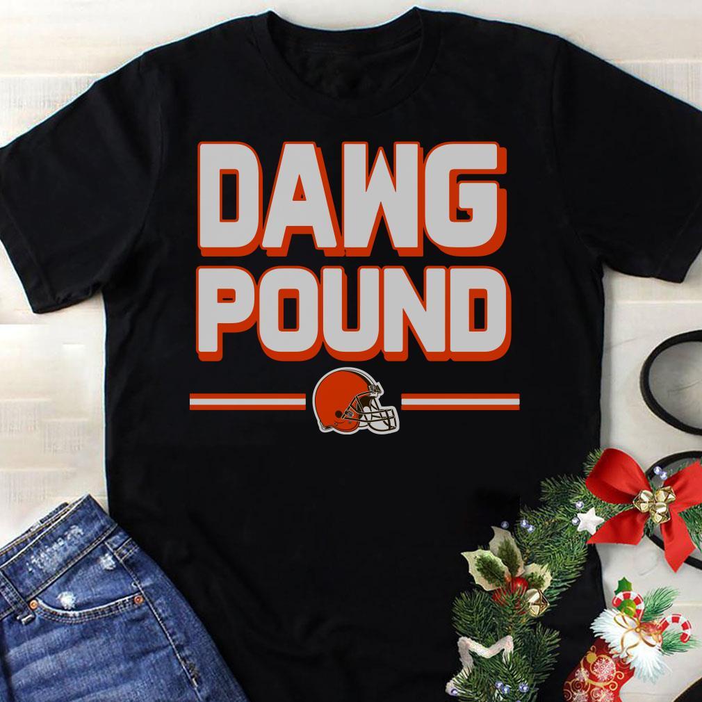 l Cleveland Dawg Pound shirt 1