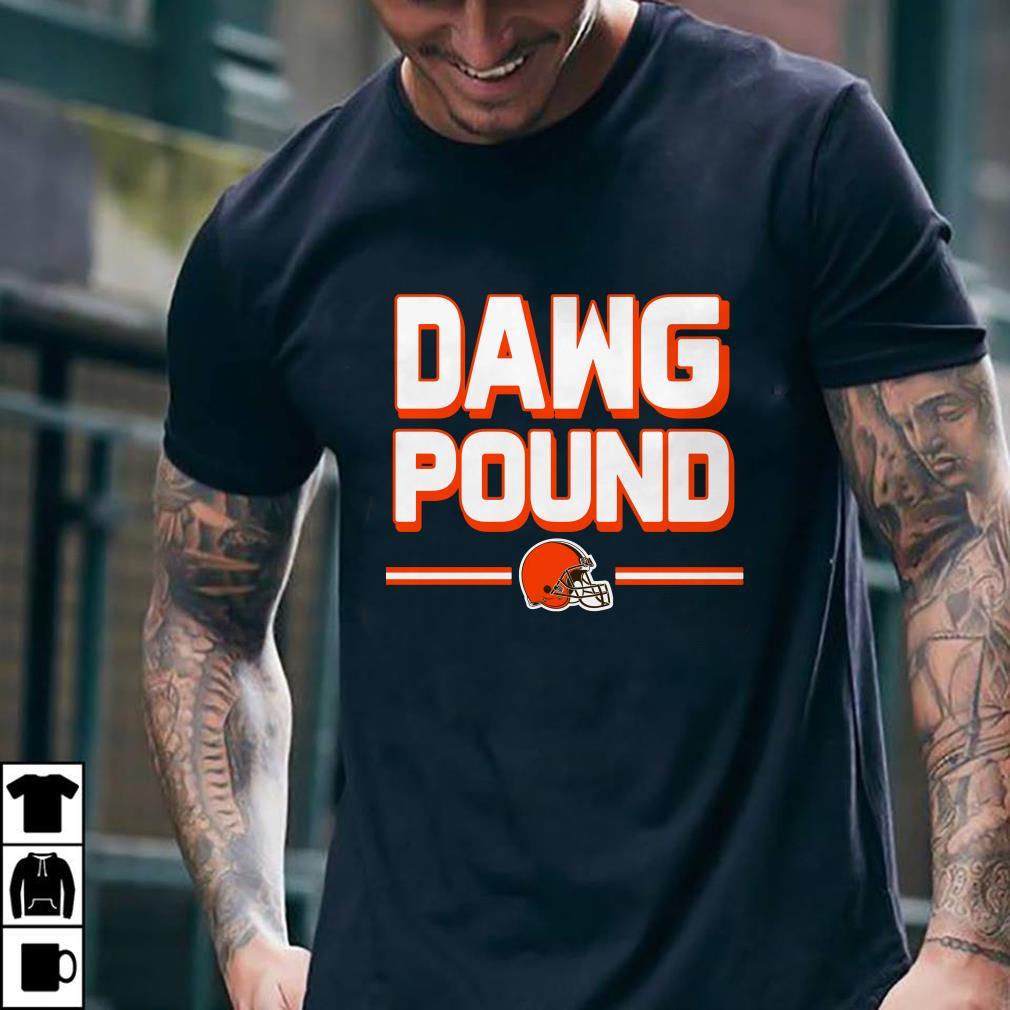 l Cleveland Dawg Pound shirt 2