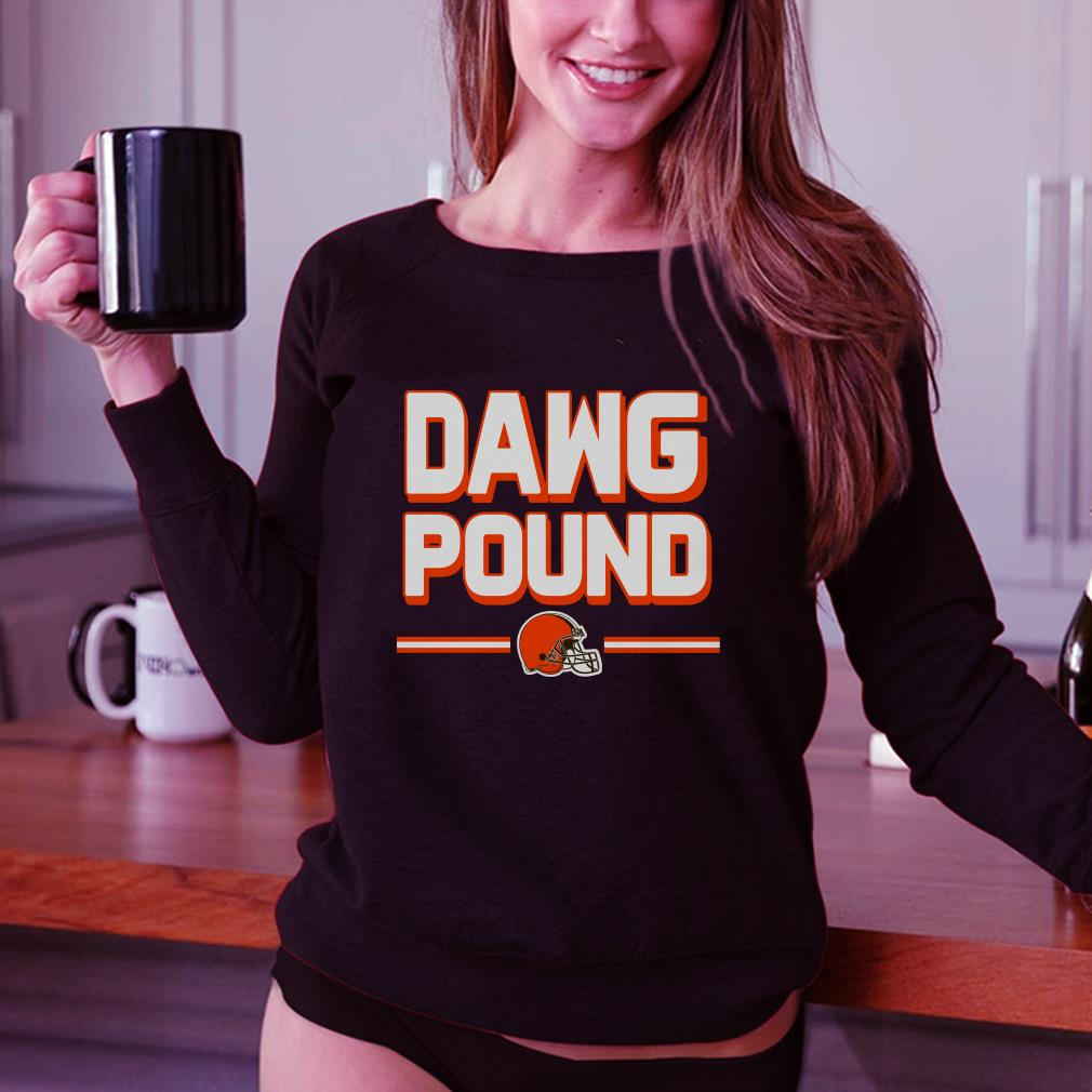 l Cleveland Dawg Pound shirt 3