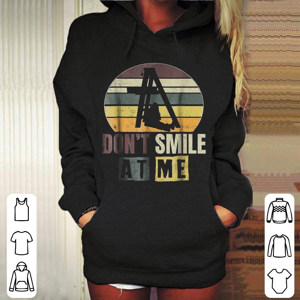 - Billie Eilish Don't Smile at Me shirt