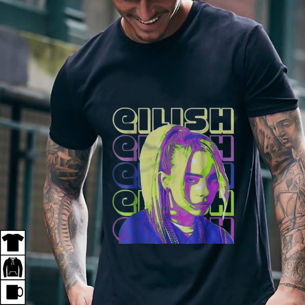 - Billie Eilish Fan Lover Graphic shirt