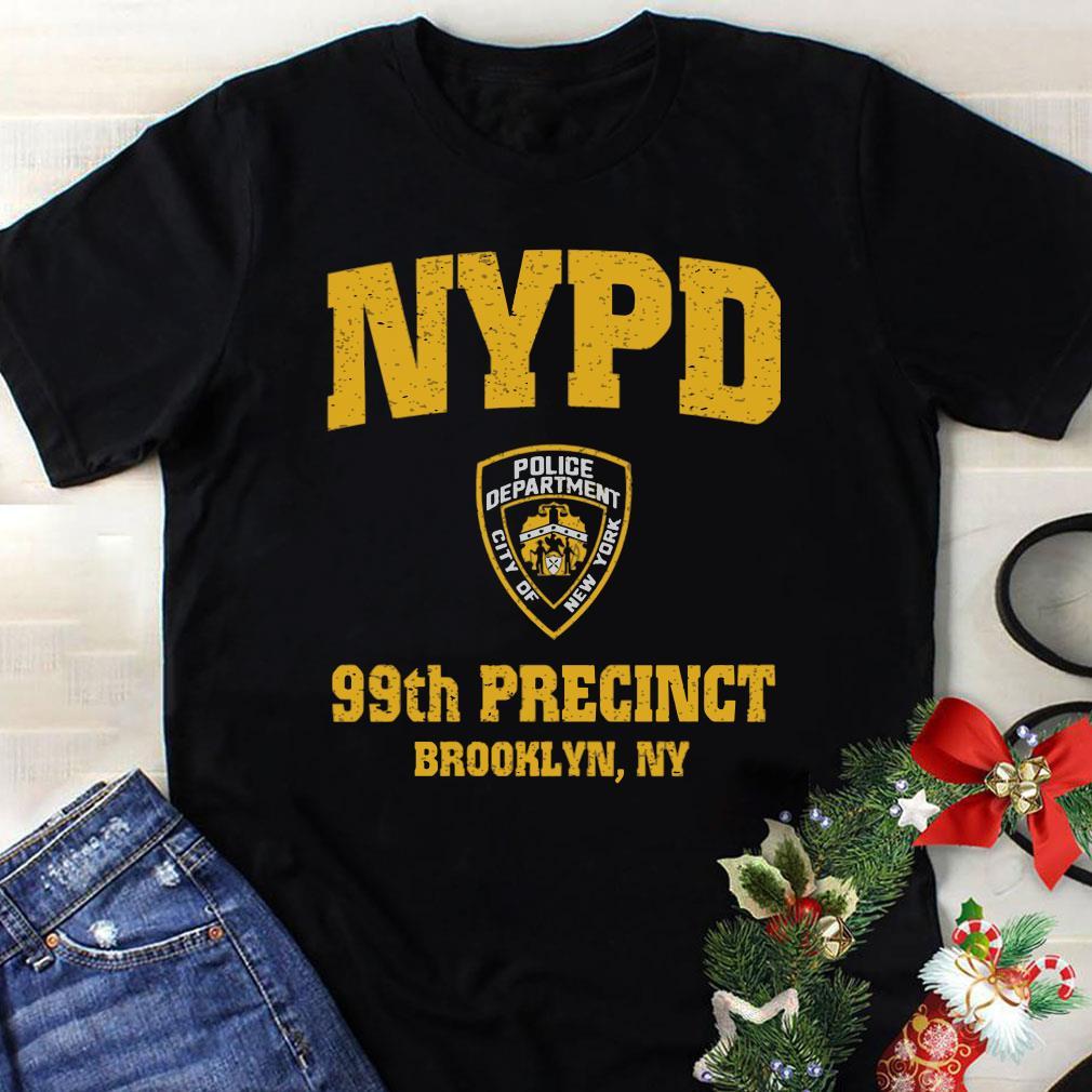Brooklyn Nine-Nine NYPD 99th Precinct brooklyn, NY shirt 1