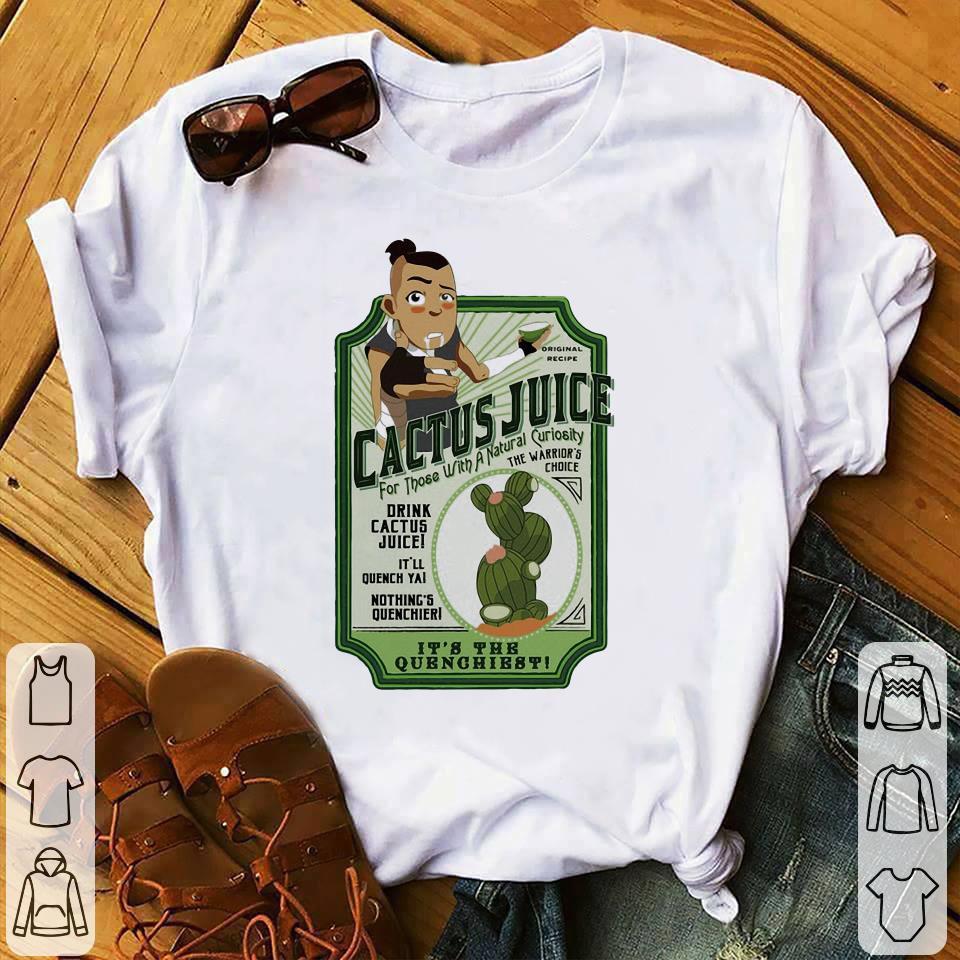 - Cactus Juice shirt