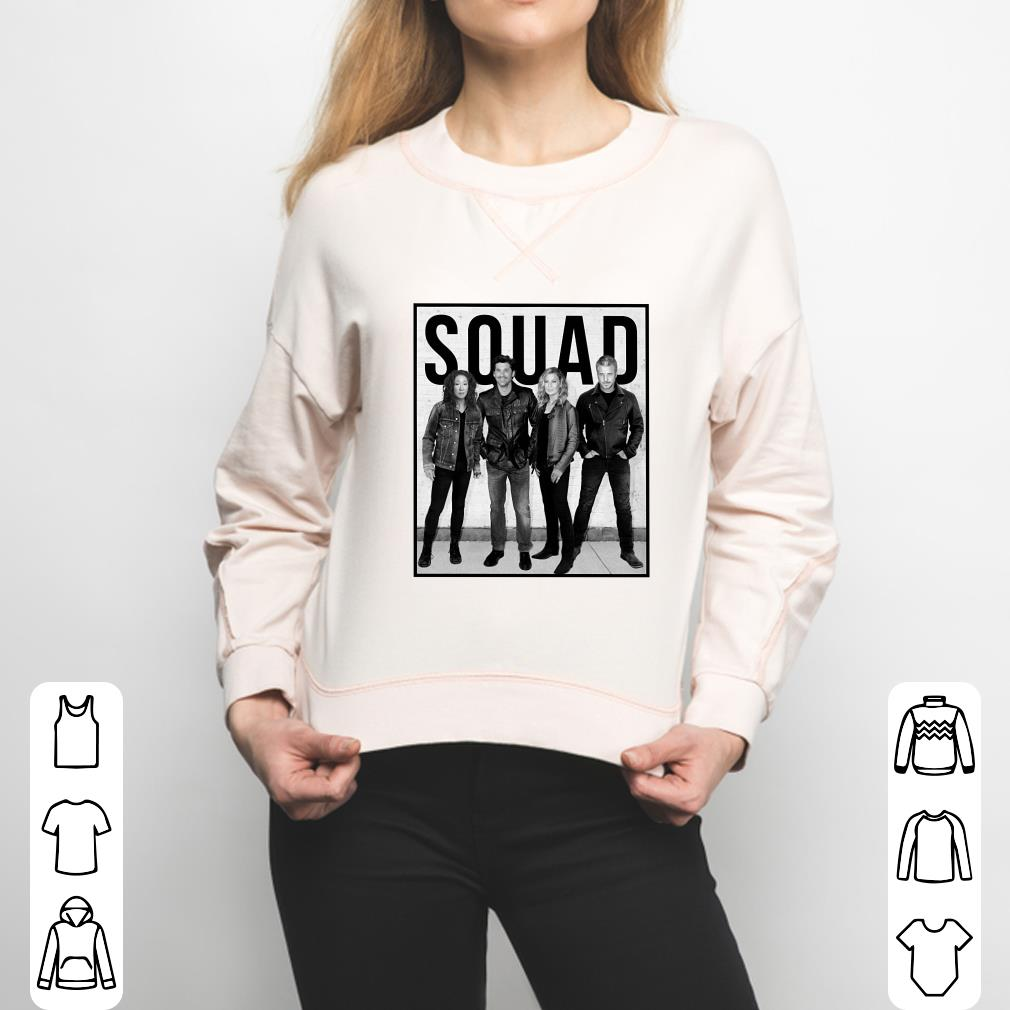 Callie Derek Meredith Alex Grey's Anatomy Squad shirt 3
