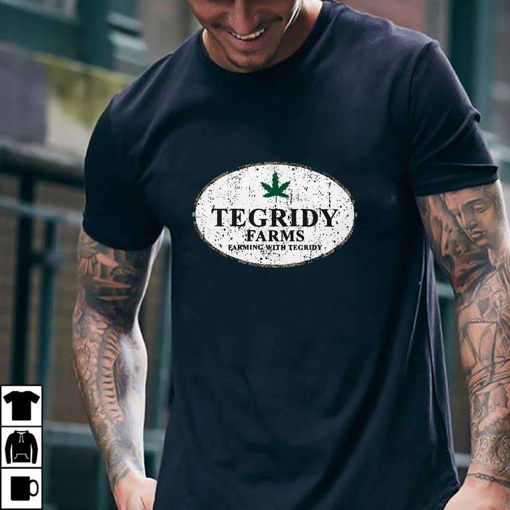 Cannabis Tegridy Farms shirt 2