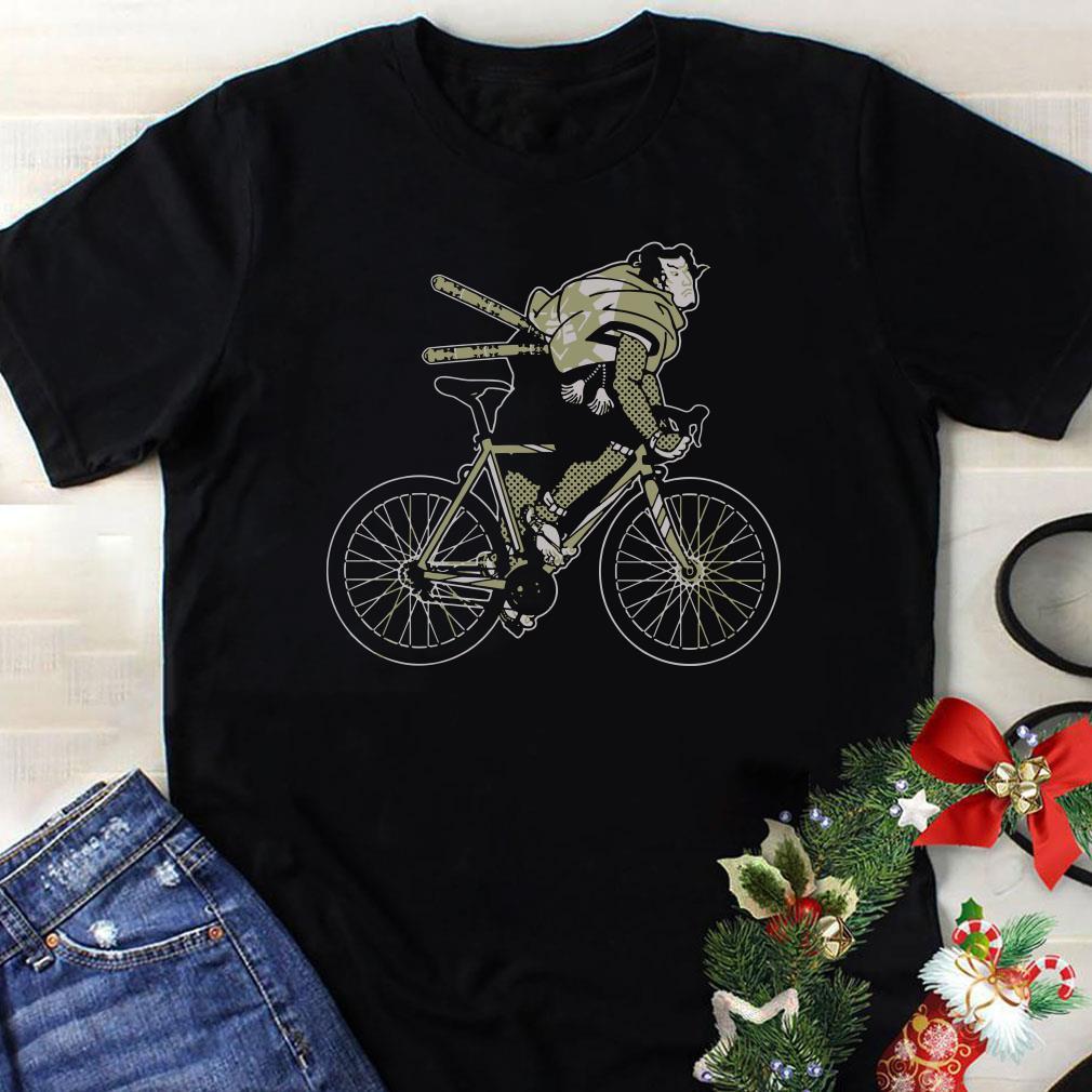 Cycling Race Samurai shirt 1