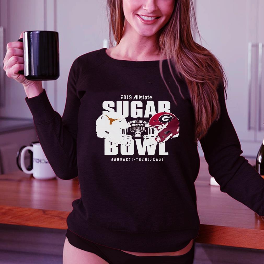 Georgia vs Texas Sugar Bowl shirt 3