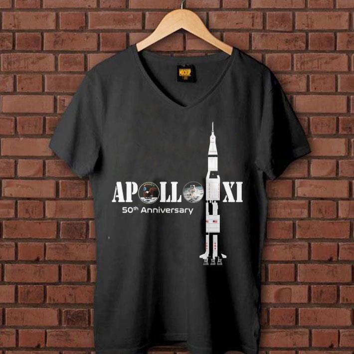 Apollo 11 Moon Landing 50th Anniversary shirt 1