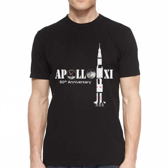 Apollo 11 Moon Landing 50th Anniversary shirt 2