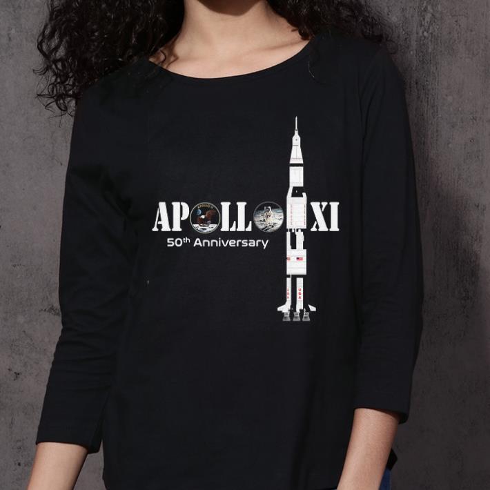 Apollo 11 Moon Landing 50th Anniversary shirt 3