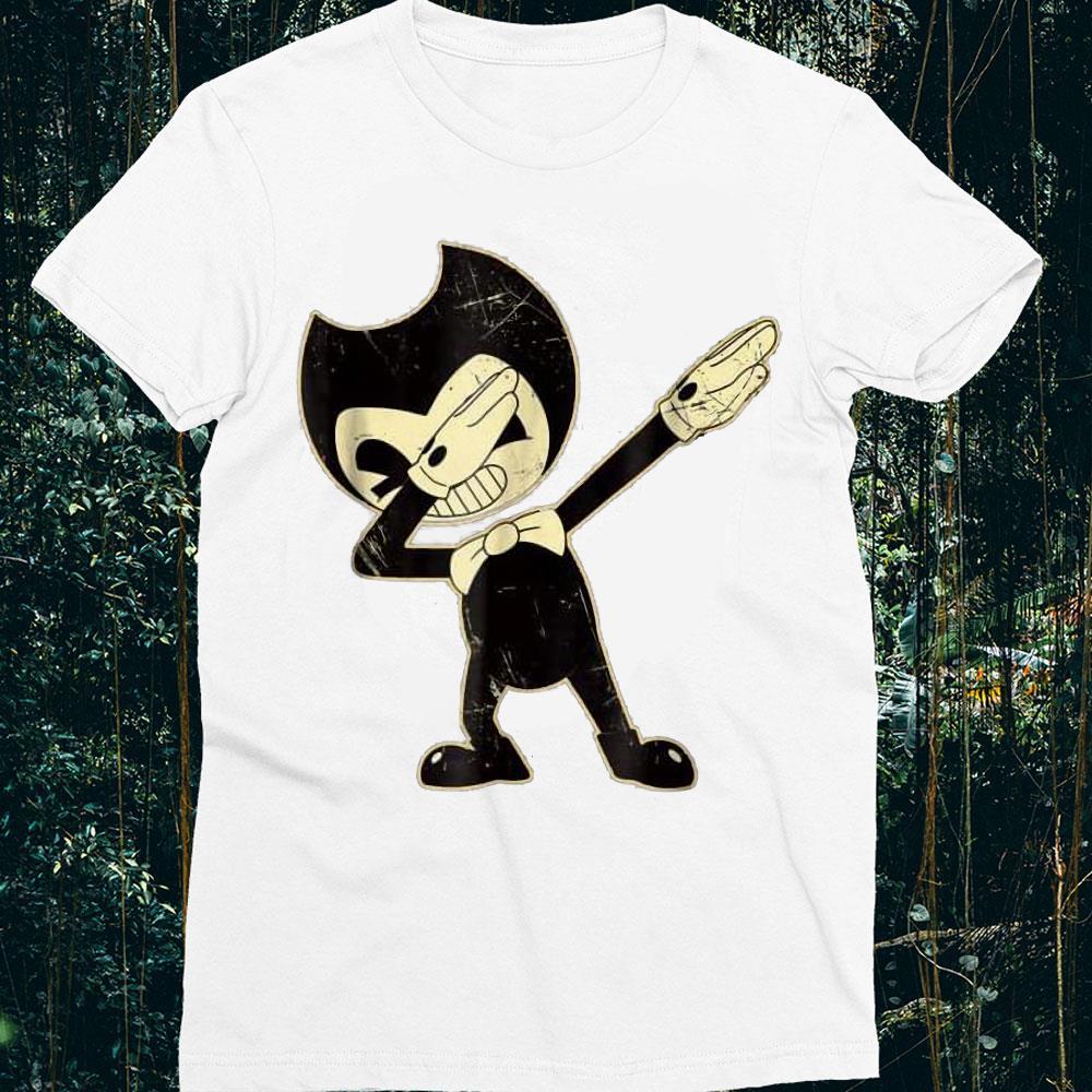 Bendy and the ink machine dabbing shirt 1