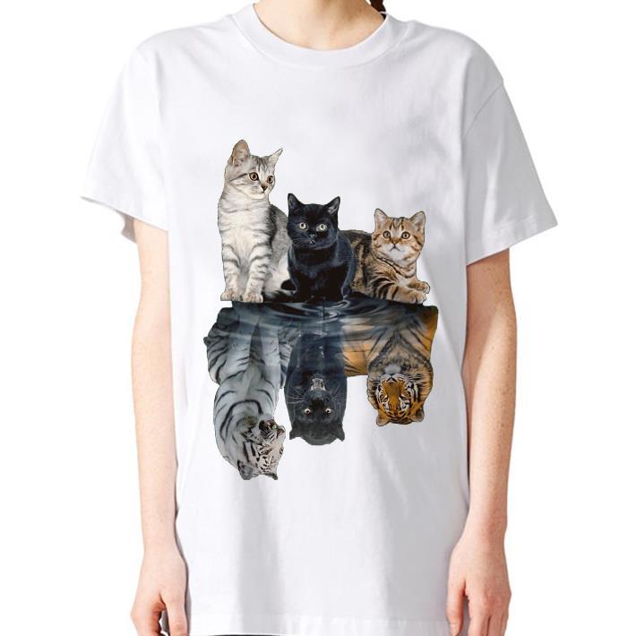 Cats shadow tigers shirt 3