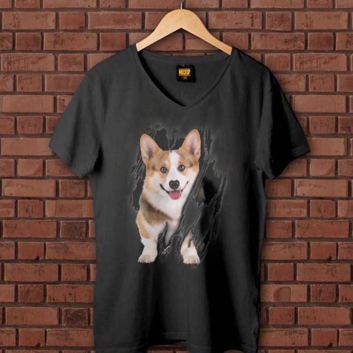 Corgi Inside Me shirt 1