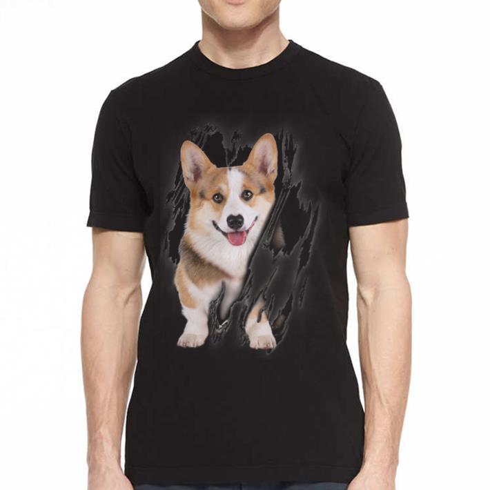Corgi Inside Me shirt 2