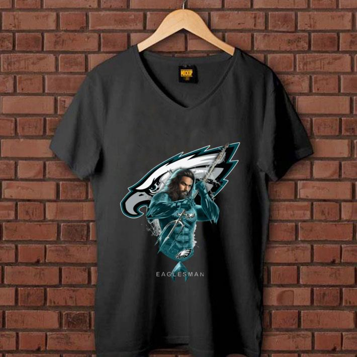 - Eaglesman Aquaman mashup Philadelphia Eagles shirt
