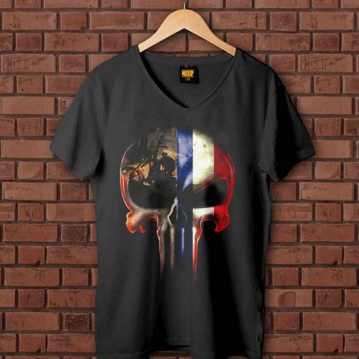 Ghost rider France shirt 1