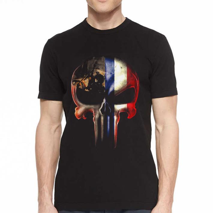 Ghost rider France shirt 2