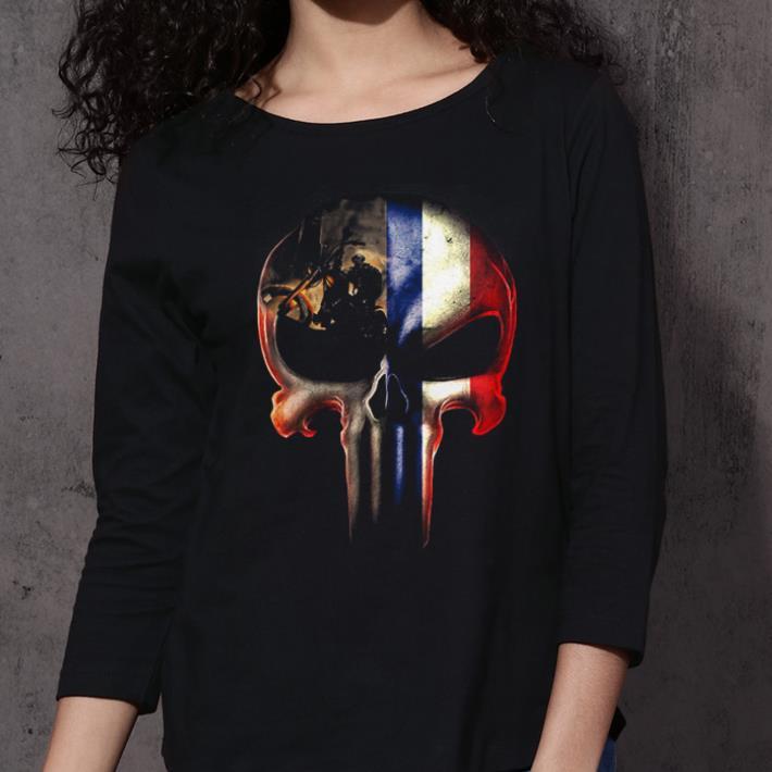 Ghost rider France shirt 3