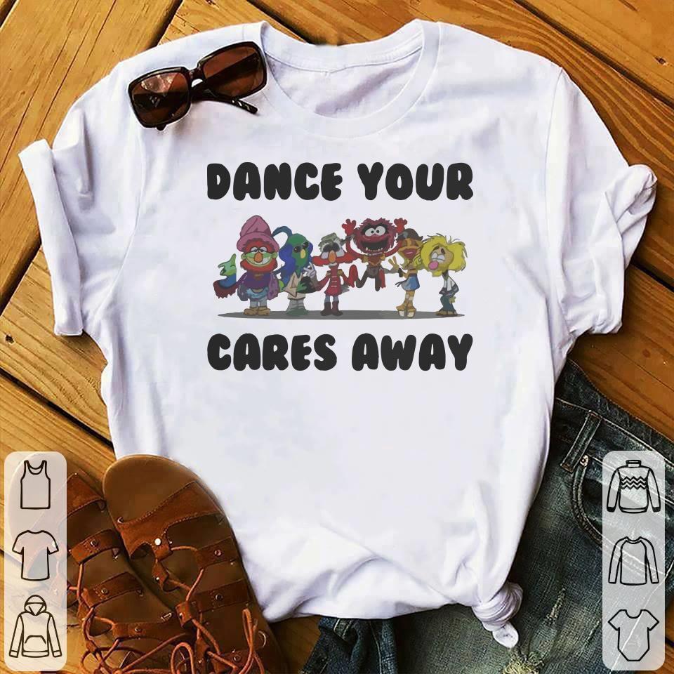 Jim Henson Dance Your Cares Away Shirt 1