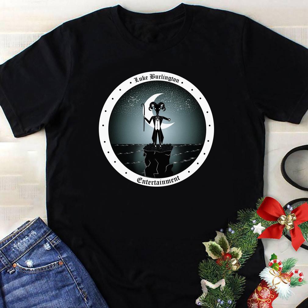 Clickbuypro Unisex Tshirt Luke Burlington Entertainment Llc Shirt Hoodie Blue 4xl