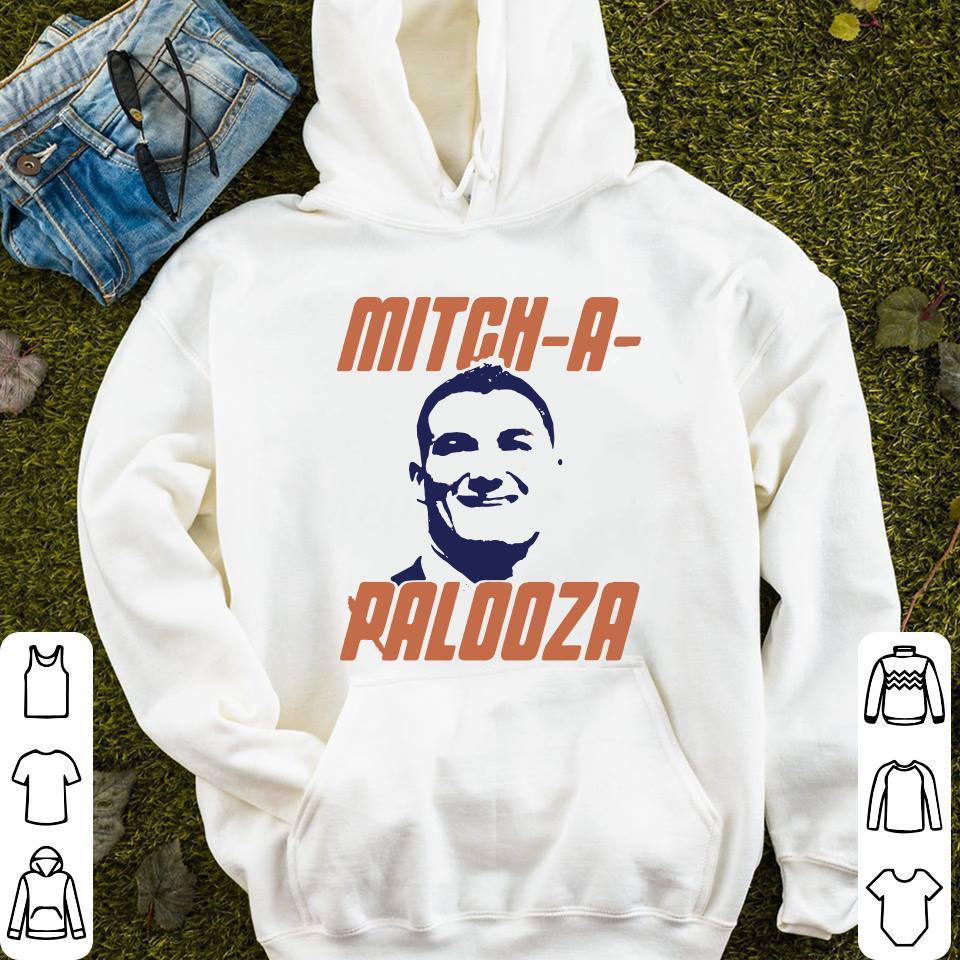 - Mitch a Palooza shirt