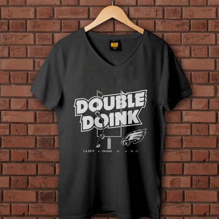 Philadelphia Eagles double doink shirt 1