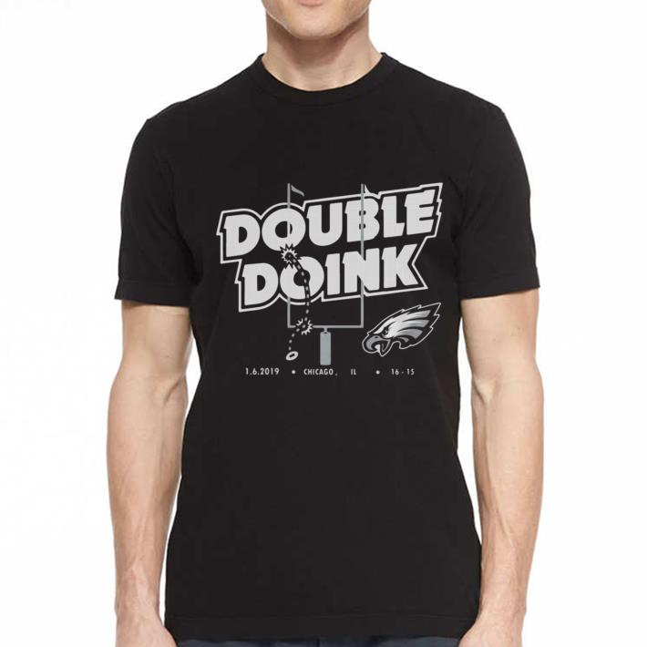 Philadelphia Eagles double doink shirt 2
