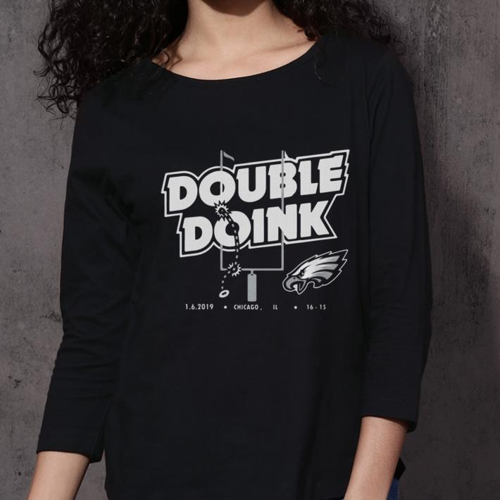 Philadelphia Eagles double doink shirt 3